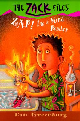 Zap! I'm a Mind Reader By Greenburg, Dan/ Davis, Jack E. (ILT)