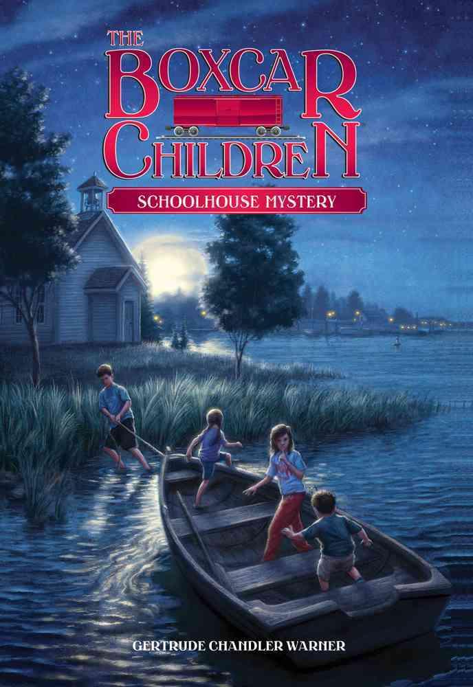Schoolhouse Mystery By Warner, Gertrude Chandler/ Cunningham, David (ILT)